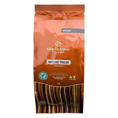 Gloria Jeans Hazelnut Ground Coffee