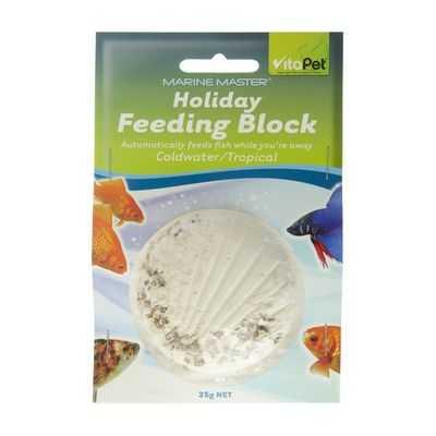 Marine Master Fish Holiday Feeding Block