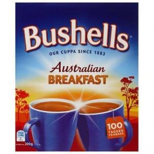 Bushells Black Tea Australian Breakfast