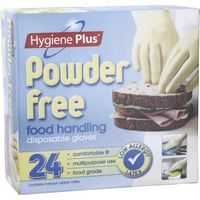 Hygiene Plus Gloves Disposable Powder Free