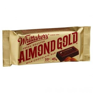 Whittakers Almond Slab Milk Chocolate