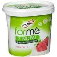 Yoplait Forme Strawberry Yoghurt