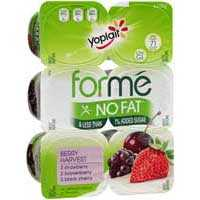 Yoplait Forme Berry Harvest Yoghurt