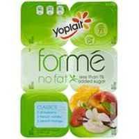 Yoplait Forme Classics Yoghurt