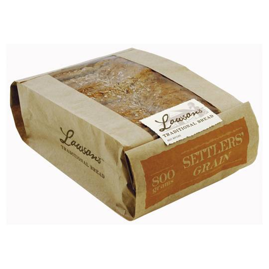 Lawsons Traditional Grain Bread Settlers Blend