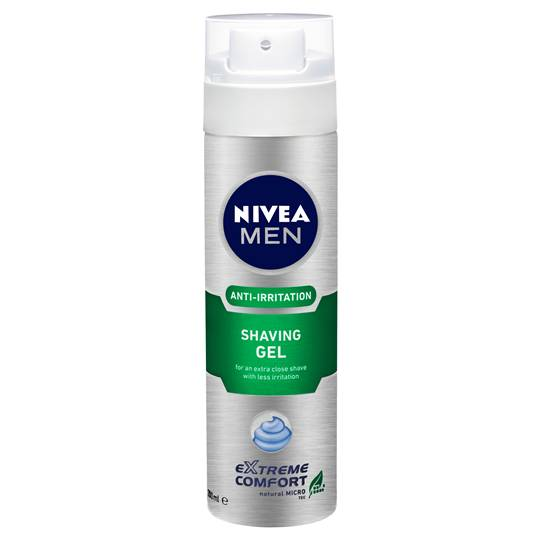 Nivea For Men Shave Gel Extreme Comfort