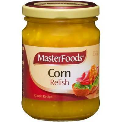 Masterfoods Relish Classic Corn