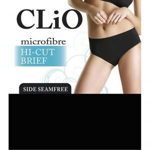 Clio Plain Hi Cut Brief Underwear Assorted Colours 10-12