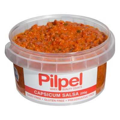 Pilpel Dip Capsicum Turkish Salsa