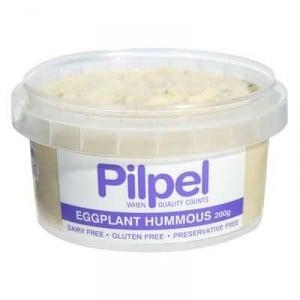 Pilpel Dip Eggplant Hummous