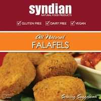 Syndian Falafel Patties