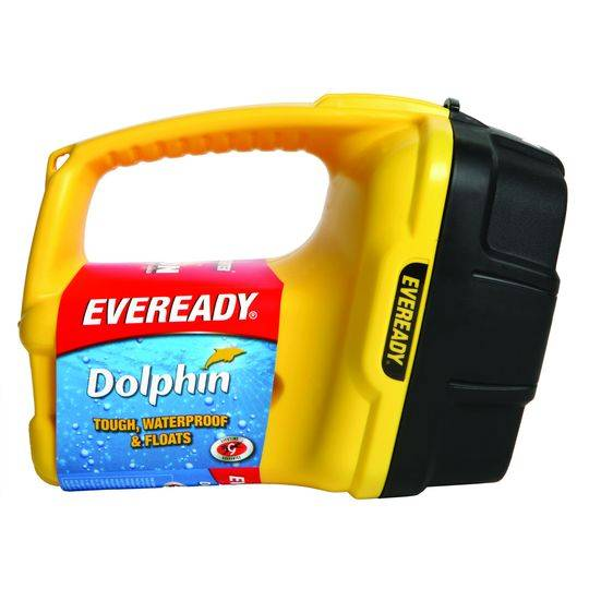 Eveready Dolphin Mk6 Flashlight