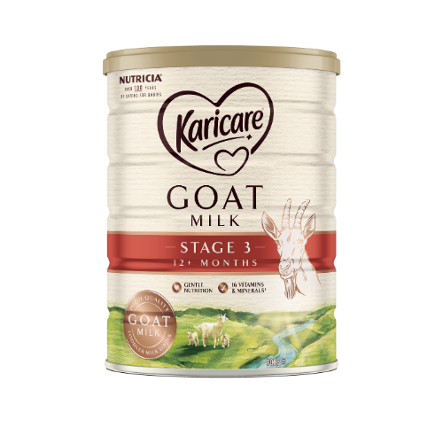 Image of Karicare Goat Milk 12+ Months Stage 3 Tin