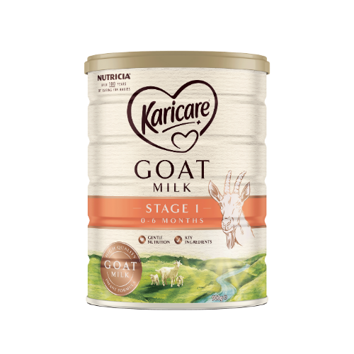 Image of Karicare Goat Milk 12+ Months Stage 1 Tin
