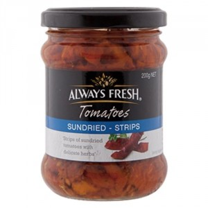 Always Fresh Relish Spicy Tomato