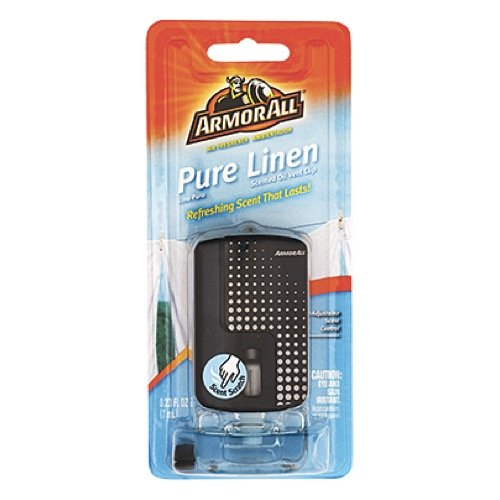 Armor All Car Air Freshener Pure Linen