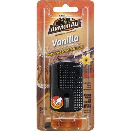 Armor All Car Air Freshener Vanilla