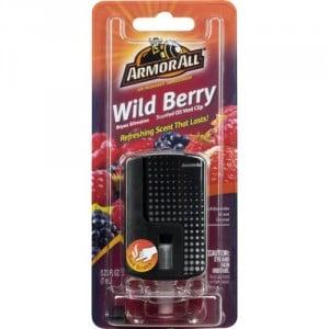 Armor All Car Air Freshener Wild Berry