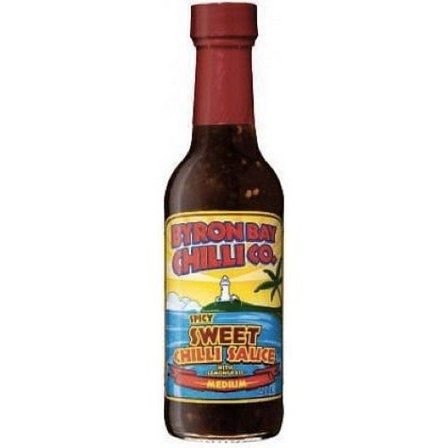 Byron Bay Sauce Spicy Sweet Chilli