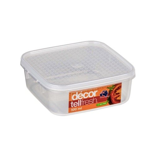 Decor Tellfresh Container Jewel 500ml
