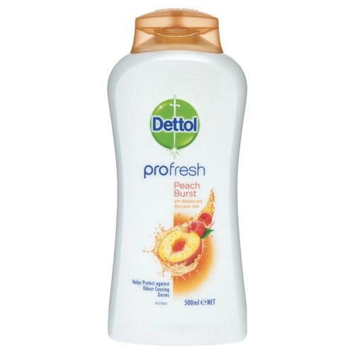 Dettol Shower Gel Peach Burst