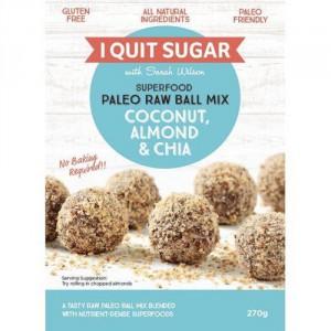 I Quit Sugar Paleo Balls Almond Coconut & Chia