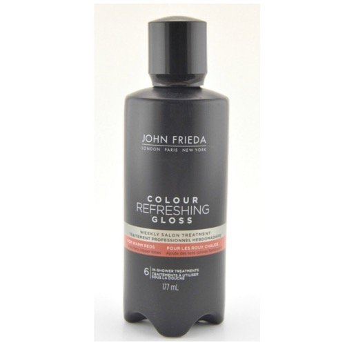 John Frieda Colour Refresh Gloss Warm Red