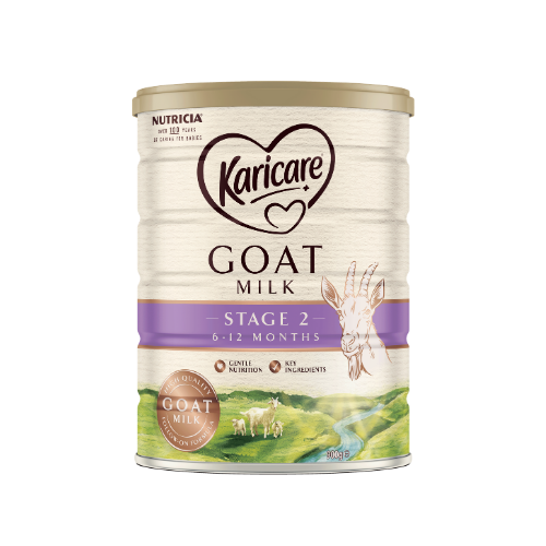 Image of Karicare Goat Milk 12+ Months Stage 2 Tin