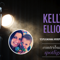 Contributor spotlight...Kelly Elliott