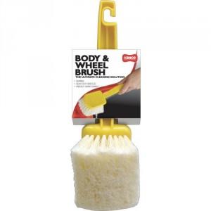 Kenco Body & Wheel Brush Hd Bristle