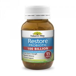 Nature's Way Restore 100 Billion