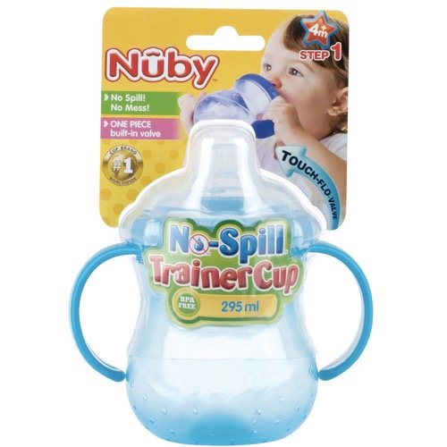 Nuby No spill twin handle cup
