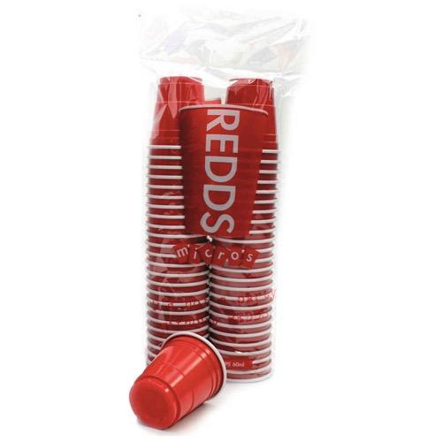 Redds Micros Shot Cups 60mL