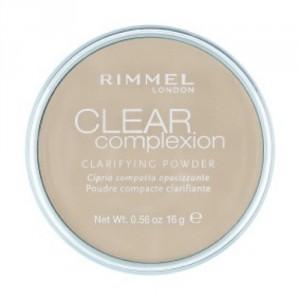 Rimmel Clear Complexion Powder Transparent