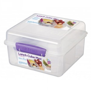 Sistema Lunch Cube Max To Go