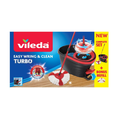 Image of Vileda Easy Wring & Clean Turbo
