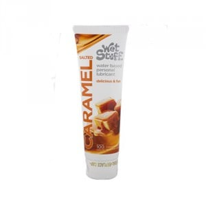 Wet Stuff Personal Lubricant Water Based Salted Caramel