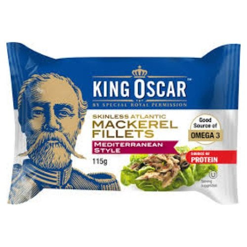 king oscar mackerel fillets mediterranean style rate it