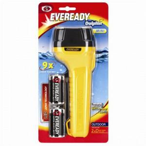 Eveready Dolphin 2d Flashlight