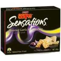 Arnott's Shapes Sensations Roasted Garlic & Parmesan