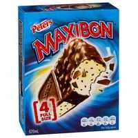 Peters Maxibon Ice Cream Vanilla