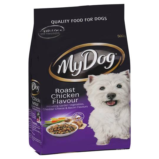 My Dog Adult Dog Food Chicken Veg Cheddar & Bacon