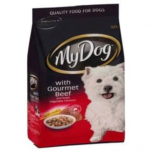 My Dog Adult Dog Food Prime Beef & Roast Vegetable