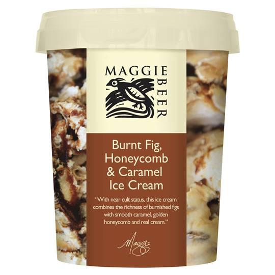 Maggie Beer Ice Cream Burnt Fig & Honeycomb