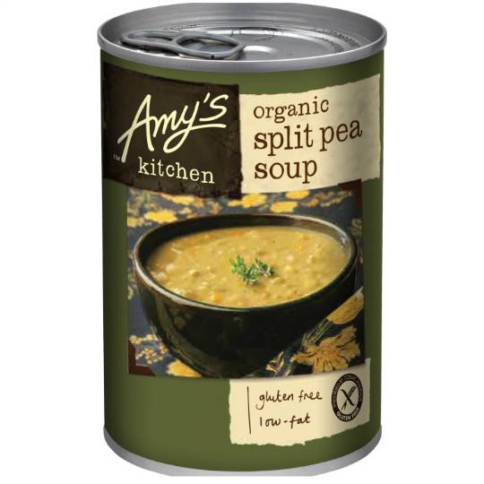 Amy's Kitchen Soup Split Pea