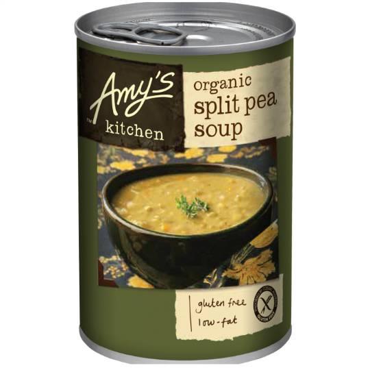 Amy's Kitchen Soup Split Pea