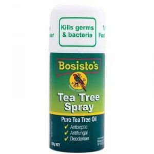 Bosistos Tea Tree Oil Spray