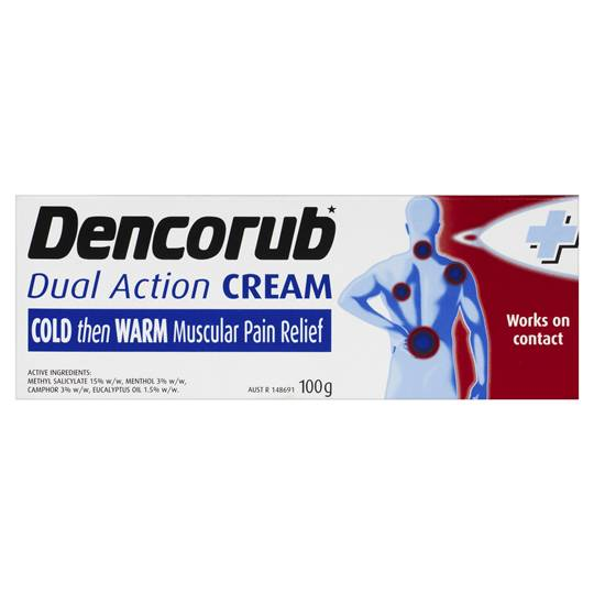 Dencorub Dual Action Cream