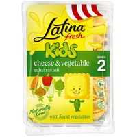 Latina Fresh Kids Ravioli Cheese & Vegetable
