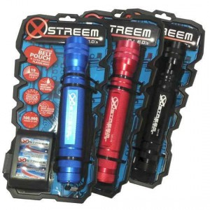 Xstreem 19 Led Flashlight With Pouch
